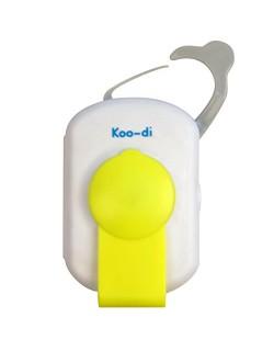 Koo-di Clip-On - Porta toallitas, unisex