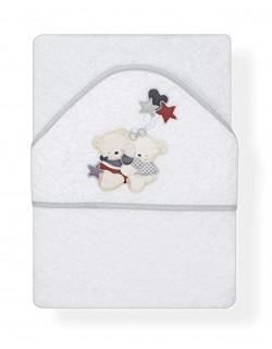 Capa de Baño Bebe Volamos Baby - danielstore