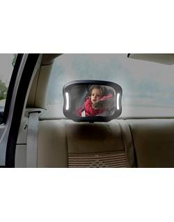 C-YOU LIGHT-Espejo retrovisor universal con luz para sillas a contramarcha