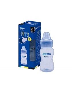 Bebé Due Happy - Biberón diseño hipo azul