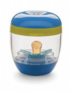 Nuvita 1556 MellyPlus Esterilizador UV Portátil – Esterilizador Para Chupetes y Tetinas de Biberones – Elimina de Manera Segura