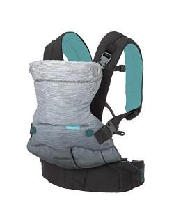 Infantino Go Forward - Portabebés ergonómico, color gris