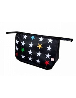 Neceser Estrellas Negro -Danielstore