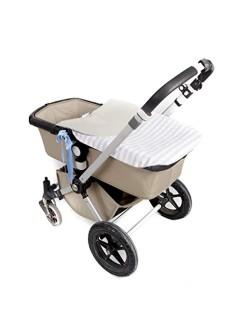 ( Varios colores ) Saco Capazo 3 USOS universal Carrito bebe ( saco+ colchoneta + colcha )- Danielstore .