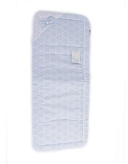 Colchoneta Silla Paseo Universal Recta -Circulos Color Azul