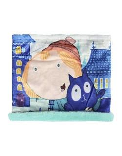 Cerdá 2200003260 Bufanda, Azul 001, One Size (Tamaño del fabricante:Única) para Niños