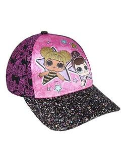 lol surprise - Sombrero - para niña Rosa Rosa 48 cm