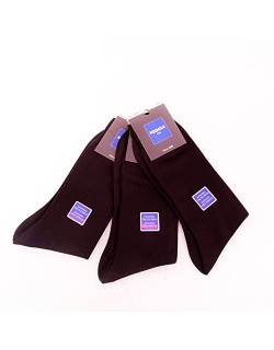 Acabats Textils Pocholo - Pack x 3 PARES Calcetines Tacto Seda Para Hombre Extra Fino Verano