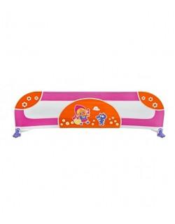 Plastimyr Barandilla cama niño abatible 150cm estampada