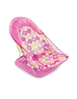 Summer Infant Hamaca bañera bebe Summer Infant Plegable Deluxe Rosa