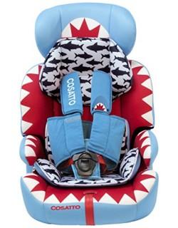 Cosatto zoomi GRP 123EME–Asiento de coche para niños (Big Fish)