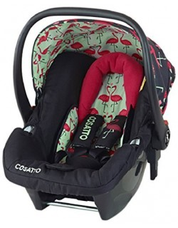 Cosatto Hold Car Seat - Flamingo Fling by Cosatto