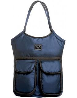 7A.M. Enfant Barcelona bolsa de pañales Color azul