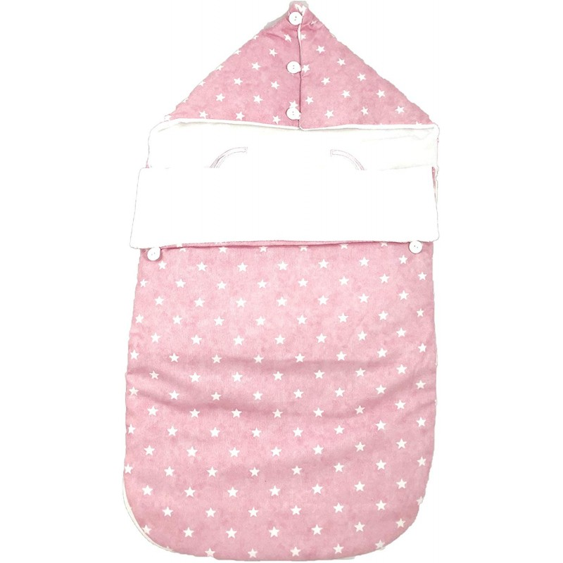 de pl/ástico Juego de 6 separadores de armario para beb/é redondos para organizar la ropa del beb/é Novelfun