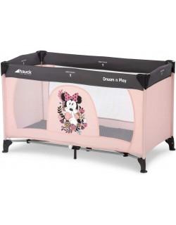 Hauck Dream N Play - Cuna de viaje 3 piezas 120 x 60cm, bebe, incluido colchóncito y bolsa de...