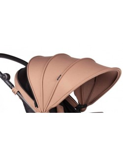 Baby Monsters- Pack Tejido para Silla Compact y Phoenix - Taupe