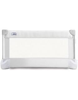 Asalvo 151508 - Barrera de cama, color blanco, 90 cm
