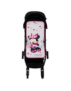 Colchoneta silla de paseo Universal Tejido 3D-Minnie blossons Disney