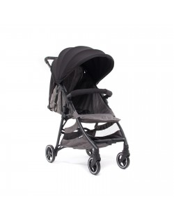 Silla de Paseo Kuki 2021 Baby Monsters + Pack Color Negro