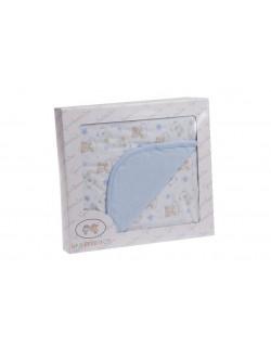 Gamberritos - Arrullo Infantil 10417-80x80 - Color Azul