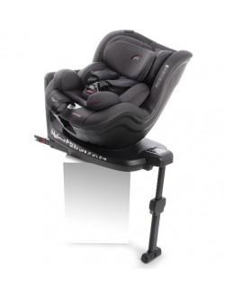 Silla de Auto Magna I-Isize 40/105 Gris melange Fairgo + Regalo Espejo Retrovisor infantil