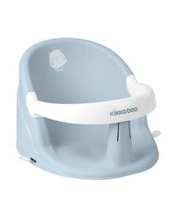 Asiento de baño bebé para bañera (Azul)