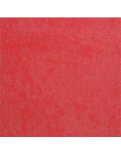 Funda Cubrebañera Rizo  50X70/80 cm Rojo