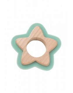 Mordedor Bebé Estrella Orgánico de Saro