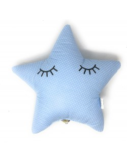 Cojin Bebe Decorativo Diseño Estrella Durmiendo Ideal para cuna - Danielstore