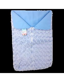 Saco capazo bebe universal lana fabricado en España