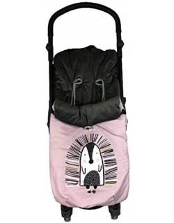 Saco silla de paseo universal de invierno con polar Pirulos