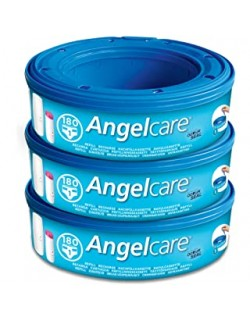 Angel Care Recambios Contenedor Pañales Clasic Pack 3