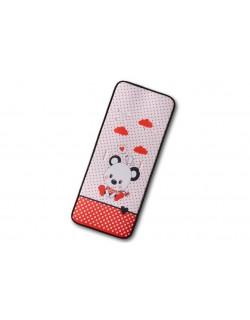 Colchoneta Silla de Paseo Universal Tejido 3D-Estrella roja