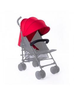 Baby Monsters Pack Tejido Para Silla FAST -Color rojo Danielstore