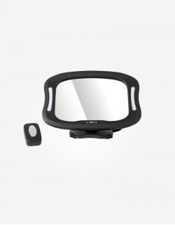 Maxi Espejo De Seguridad 360º Con Luz-Saro