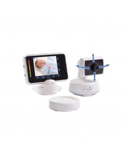 copy of Monitor de vídeo wifi para bebês 24/7 Kikkaboo